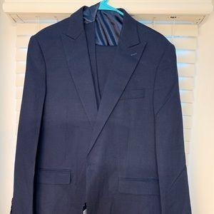 Other - Men's Navy Blue 3 Piece Suit